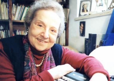 Tatiana Belinky ganha o Prêmio Intelectual do Ano