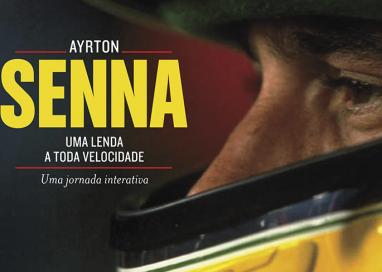 Obra biográfica traz curiosidades inéditas sobre a vida do piloto Ayrton Senna