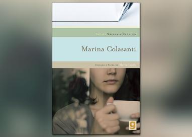 """""""Melhores Crônicas Marina Colasanti"""" na mídia"""