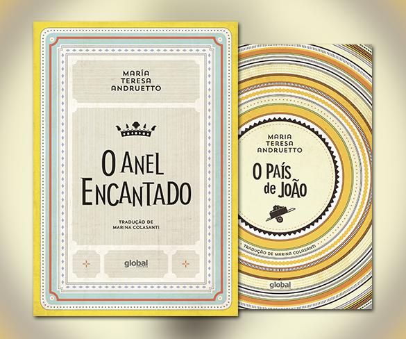 """""""O país de João"""" e """"O anel encantado"""" na mídia"""