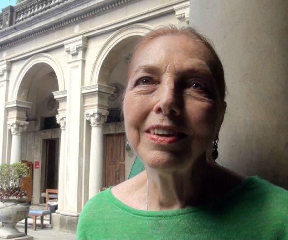 Marina Colasanti fala da experiência com traduções literárias