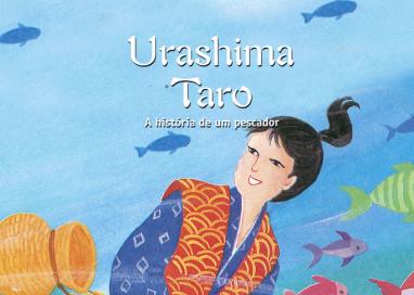 Urashima Taro, a lenda japonesa contada por Lúcia Hiratsuka