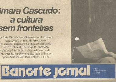 Arqueologia Global: achamos preciosa entrevista de Cascudo em 1982