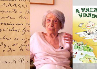 Edy Lima conta sua história na Literatura
