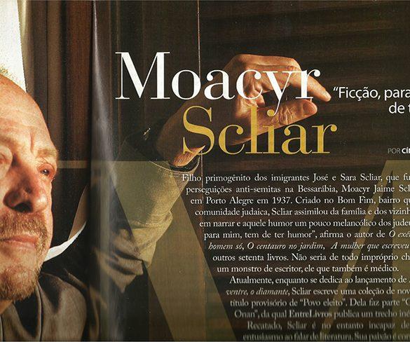 Arqueologia Global: Moacyr Scliar entre escrita e medicina