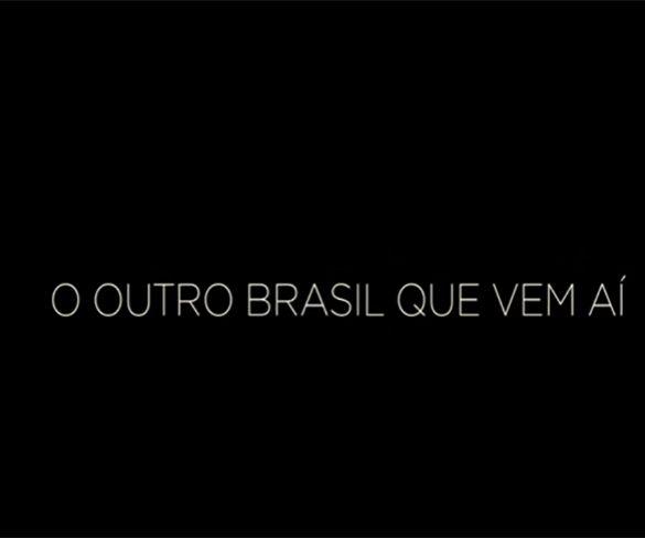 """Leitura do poema """"O outro Brasil que vem aí"""""""