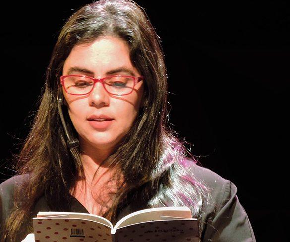 Roteiro da Poesia: Ana Elisa Ribeiro a partir dos Anos 90