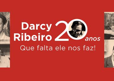 Semana de homenagens a Darcy Ribeiro