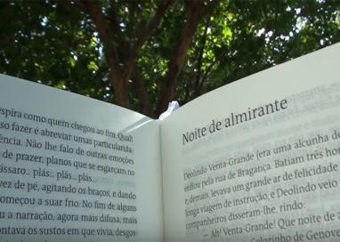 """Ana Lima Cecilio lê """"Noite de almirante"""" de Machado de Assis"""