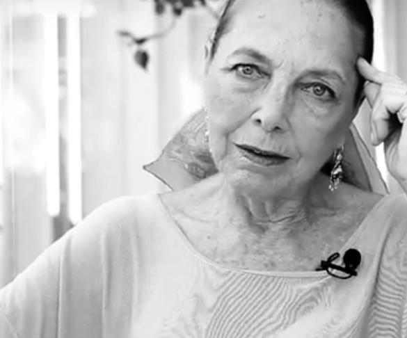 Marina Colasanti, por Elizabeth Serra