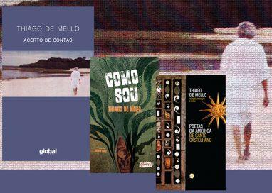 Thiago de Mello, 91