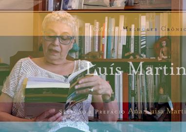 A crônica como quem conversa, de Luís Martins