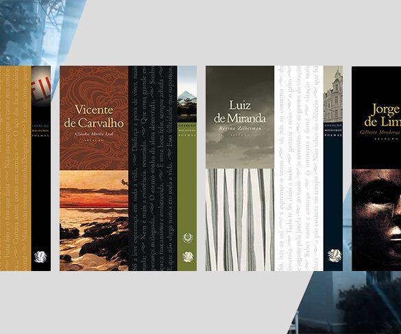 Poetas de abril na coleção Melhores Poemas