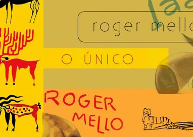 Roger Mello, por Elizabeth Serra