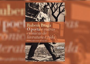 """""""O poeta e outras crônicas de literatura e vida"""" na mídia"""