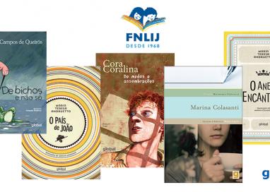 Obras da Global ganham prêmio FNLIJ