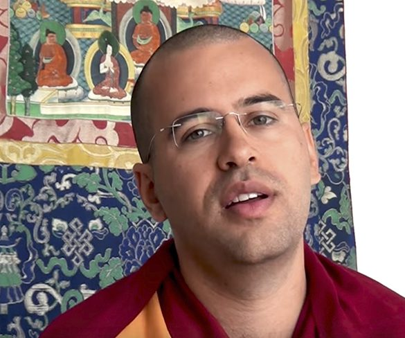 Lama Michel Rinpoche estará novamente no Brasil
