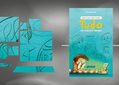 Toni Brandão completa trilogia pela Global Editora