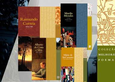 Poetas de maio na coleção Melhores Poemas