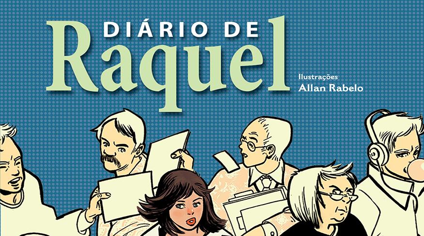 Diário de Raquel de Marcos Rey