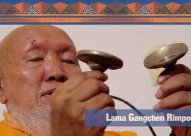 Lama Gangchen Rinpoche e o caminho interior da paz no mundo
