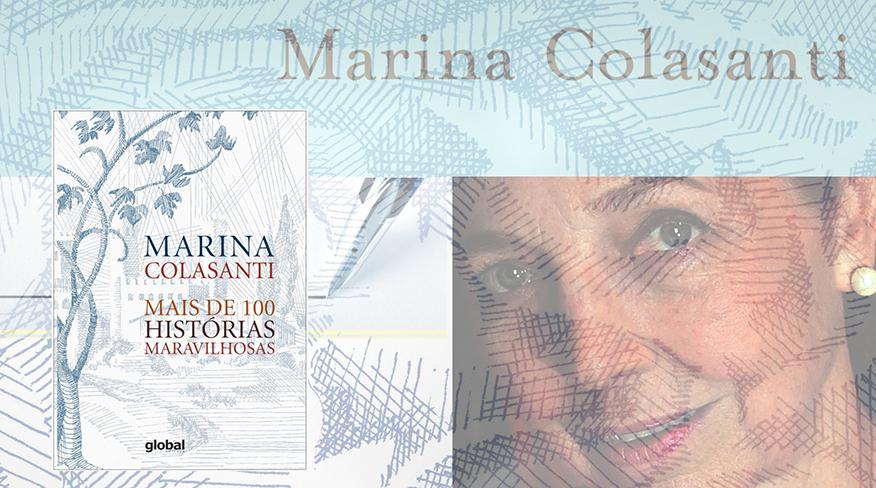 Marina Colasanti 80 anos