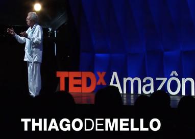 Thiago de Mello, um jeito novo de caminhar (pra sempre)