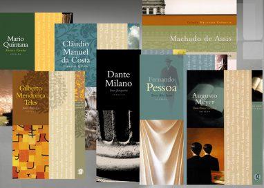 Parabéns aos autores de junho da coleção Melhores Poemas