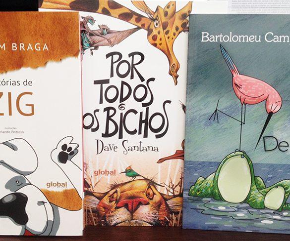 Doze livros com bichos (e não só)