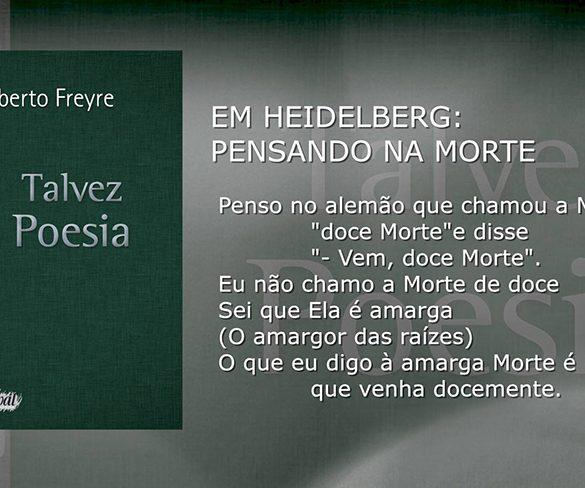Gilberto Freyre: 30 anos do adeus a um brasileiro universal