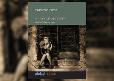 """""""Melhores Contos Mário de Andrade"""" na mídia"""