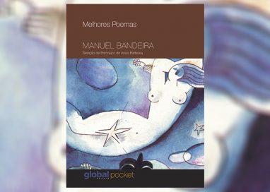 """Melhores Poemas Manuel Bandeira"" na mídia"