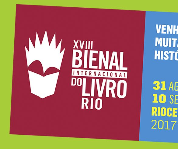 Grupo Editorial Global na Bienal do Livro