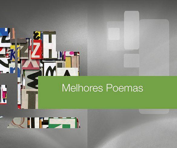 Aniversariantes de agosto na coleção Melhores Poemas