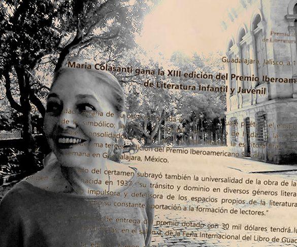 Marina Colasanti ganha prêmio ibero-americano