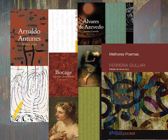 Poetas de setembro – coleção Melhores Poemas