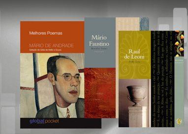 Poetas de outubro – Série Melhores Poemas