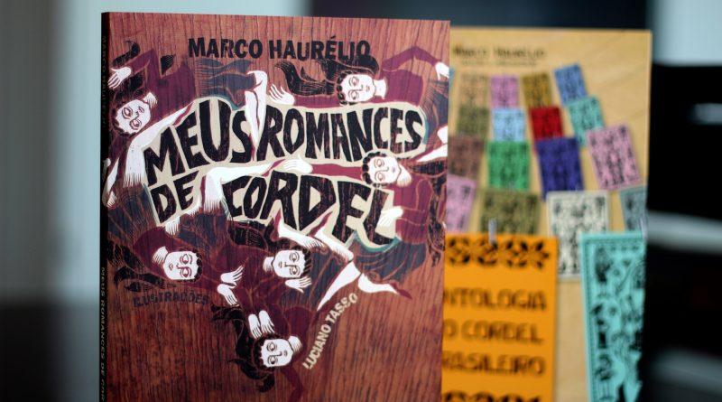 Romances de cordel, de Marco Haurélio