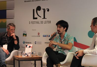 Roger Mello lança Clarice no Rio de Janeiro